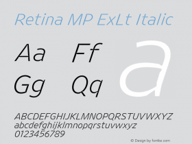 Retina MP ExLt
