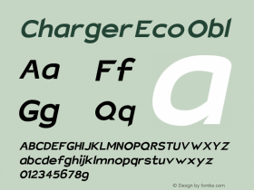 Charger Eco