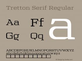 Tretton Serif