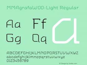MMAgrafa-Light