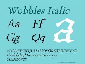 Wobbles