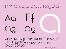 MM Cruella 300