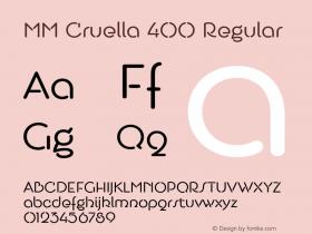 MM Cruella 400