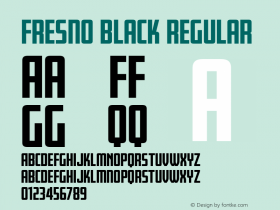 Fresno Black