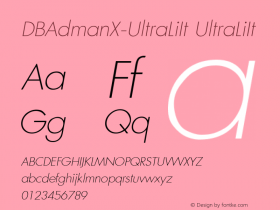 DBAdmanX-UltraLiIt