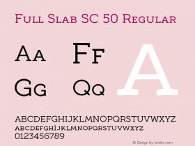 Full Slab SC 50