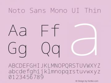 Covik Sans Mono AD-Font Family Search-Fontke com For Mobile