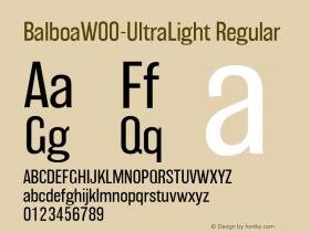 Balboa-UltraLight