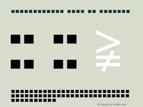 OpenTypeTest CMAP 14