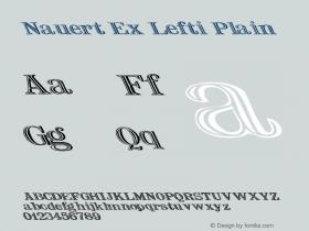 Nauert Ex Lefti