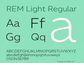 REM Light