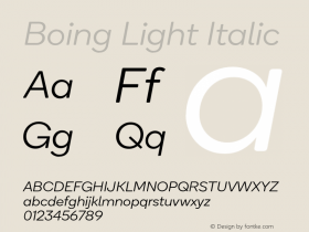 Boing Light