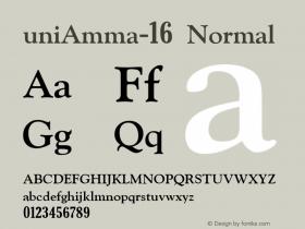 uniAmma-16