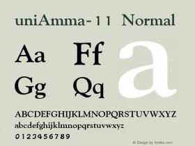 uniAmma-11