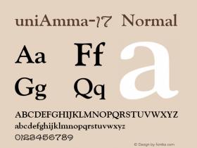 uniAmma-17