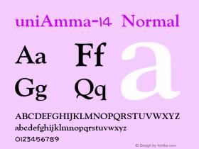 uniAmma-14