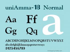 uniAmma-18