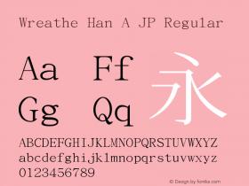Wreathe Han A JP