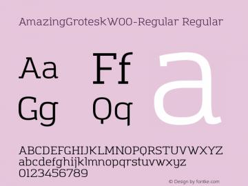 AmazingGrotesk-Regular