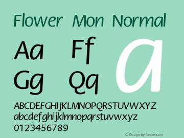 Flower Mon