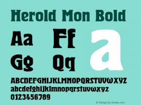 Herold Mon