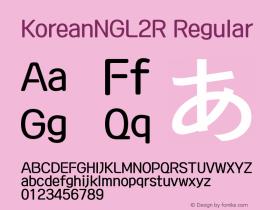 KoreanNGL2R