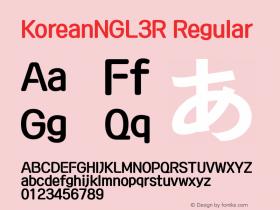 KoreanNGL3R