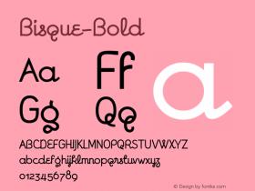 Bisque-Bold