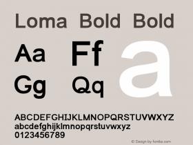 Loma Bold