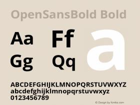 OpenSansBold