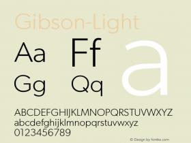 Gibson-Light