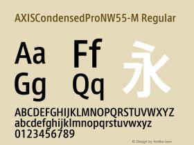 AXISCondensedProN-M