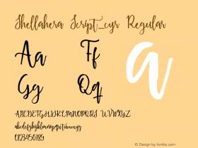 Shellahera Script_cyr