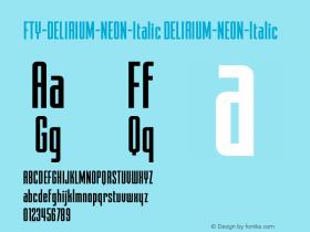 FTY-DELIRIUM-NEON-Italic