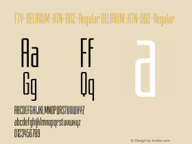 FTY-DELIRIUM-XTN-002-Regular