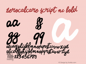 Zerocalcare Script NC