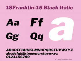 18Franklin-15 Black
