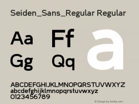 Seiden_Sans_Regular