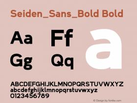Seiden_Sans_Bold
