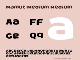 Mamut-Medium