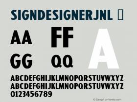 SignDesignerJNL
