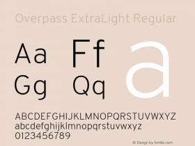 Overpass ExtraLight