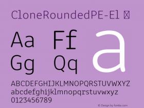 CloneRoundedPE-El