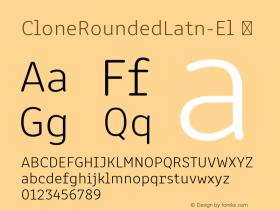 CloneRoundedLatn-El