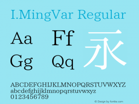 I.MingVar