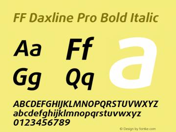 FF Daxline Pro
