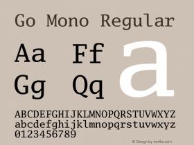 Go Mono