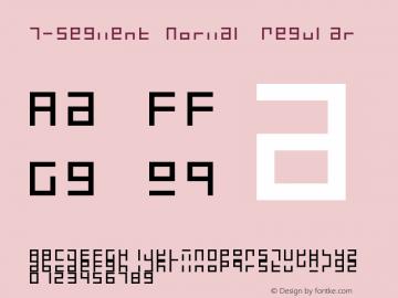 7-Segment Normal