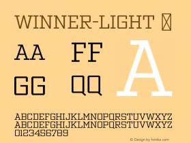 Winner-Light