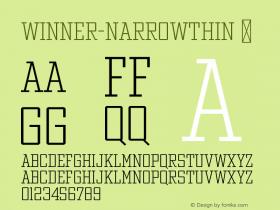 Winner-NarrowThin